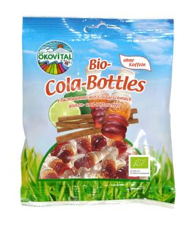 Økovital Colaflasker uten laktose og gluten
