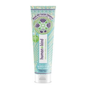Human+Kind Wash+Off Facial Cleanser 100 ml