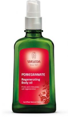 Weleda Pomegranate Regenerating body oil