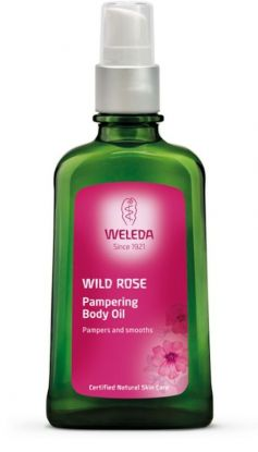 Weleda Wildrose body oil