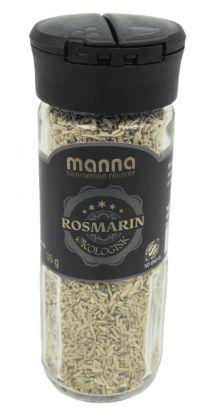 Manna Rosmarin, økologisk 35 gr