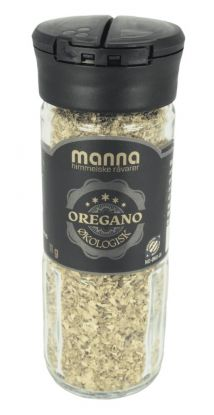Manna Oregano, økologisk 11 gr