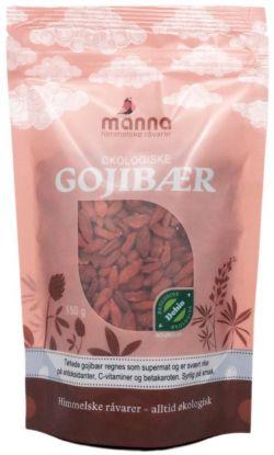 Manna Gojibær 150 gr