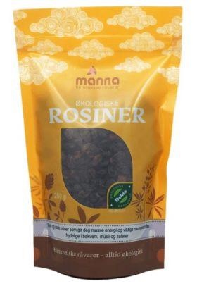 Manna Rosiner 250 gr
