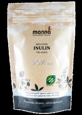 Inulin fra agave, økologisk