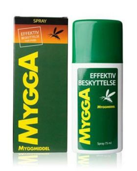 Mygga spray 9,5 % DEET