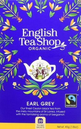 English Tea Shop Earl grey 20 stk