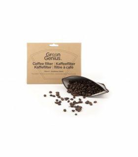 Kaffefilter av rustfritt stål