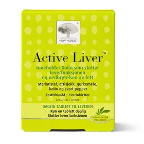 Active Liver 120 tbl