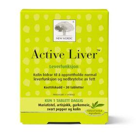 Active Liver 30 tbl
