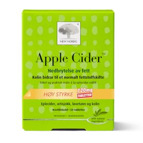 Apple Cider 60 tabletter