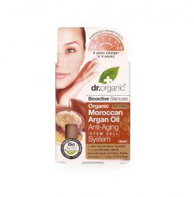 Dr.Organic Argan stem cell system 30 ml