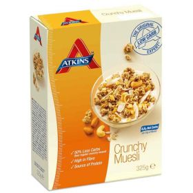 Atkins Day break crunchy muesl 320 gr