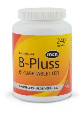 B-Pluss Ølgjær 240 tabletter