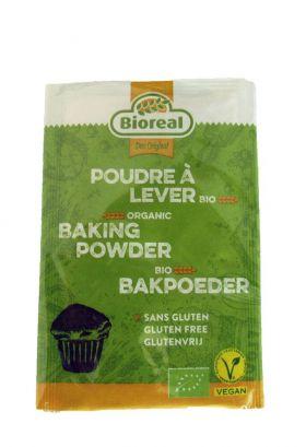 Bioreal Bakepulver 3 x 10