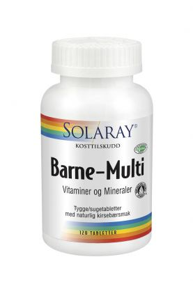 Solaray Barne-Multi