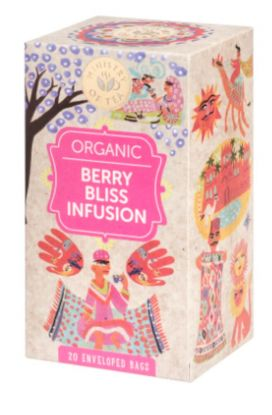 Ministry of Tea Berry Bliss Infusion