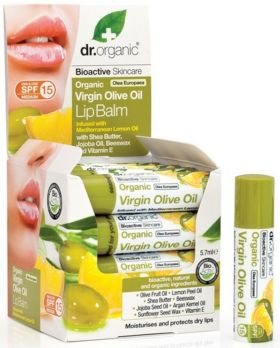 Dr.Organic Olive lip balm
