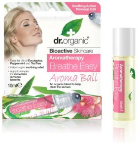 Dr.O Breathe Easy Aroma Ball 10 ml
