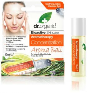 Dr.Organic Concentration Aroma Ball 10 ml