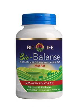 Bio-Life Bio-Balanse uten jern
