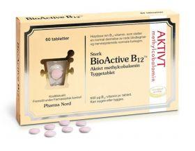 BioActive B12 600 µg