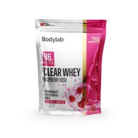 Bodylab Clear Whey - Rasberry Rush