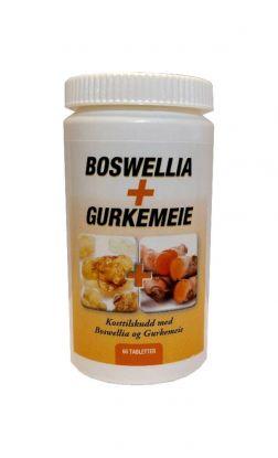 Boswellia + Gurkemeie