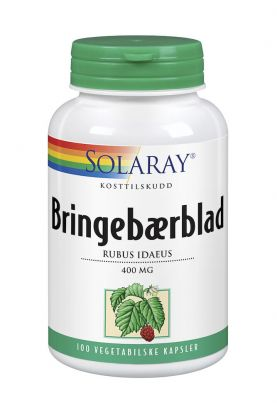 Solaray Bringebærblad