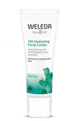 Weleda Cactus 24h Hydrating Facial Lotion