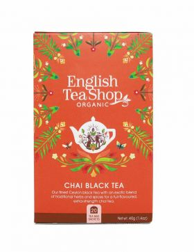 English Tea Shop Chai Black Tea