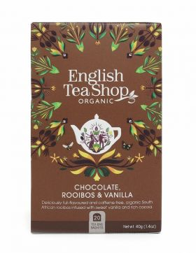 English Tea Shop Chocolate, Rooibos & Vanilla