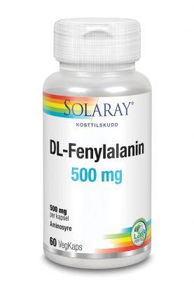 Solaray DL-Fenylalanin