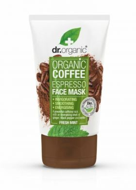 Dr.Organic Coffee Face Mask