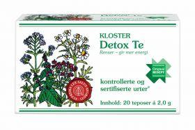 Kloster Detox te