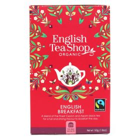 English tea shop english breakfast te poser