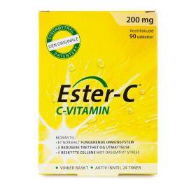 Ester-C 200 mg - 90 tabletter