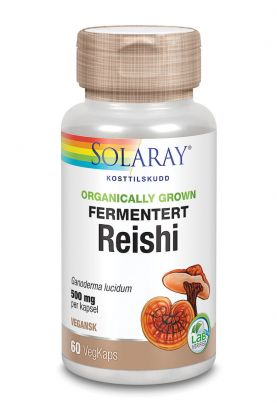 Solaray Fermentert Reishi