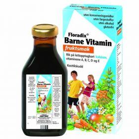 Floradix Barne Vitamin