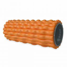 Gaiam Deep Tissue Roller Orange
