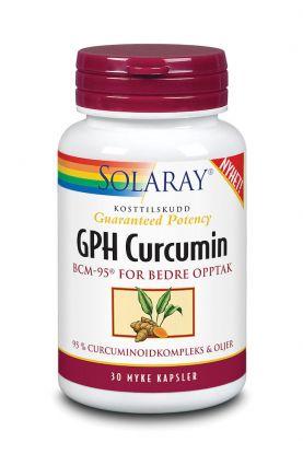 Solaray GPH Curcumin