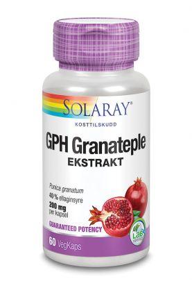 Solaray GPH Granateple