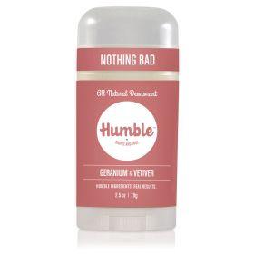 Humble deodorant Geranium/Vetiver
