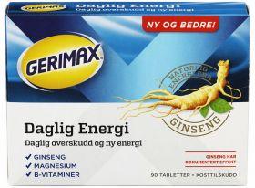 Gerimax Daglig Energi