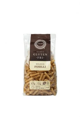 Helios naturlig glutenfri fusilli pasta