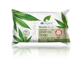 Dr.Organic Hemp Soap 100 ml
