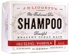 JR Ligget's Shampoo Bar Original 99 g