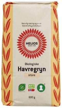 Helios havregryn store