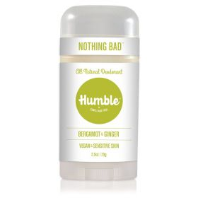 Humble deodorant Bergamot/Ginger sensitive