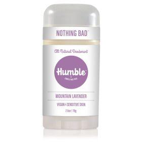 Humble deodorant Sensitiv Mountain Lavender